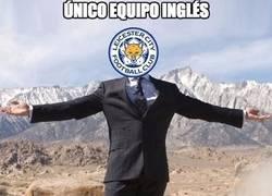Enlace a El equipo inglés que sigue sorprendiendo a todos