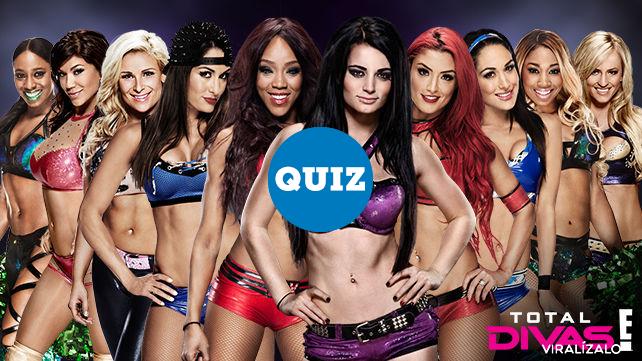 912698 - QUIZ: ¿Conoces a las Divas de la WWE?