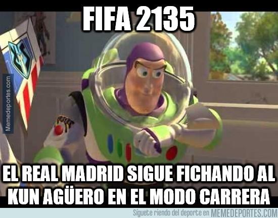 912772 - Se han empeñado en hacer siempre lo mismo en el FIFA
