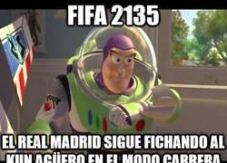 Enlace a Se han empeñado en hacer siempre lo mismo en el FIFA
