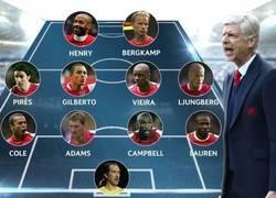 Enlace a ¿Es Éste el mejor XI posible del Arsenal en la era de Arsène Wenger?