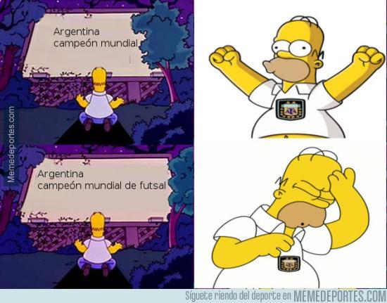 912972 - ¡Al fin Argentina es campeón Mundial!