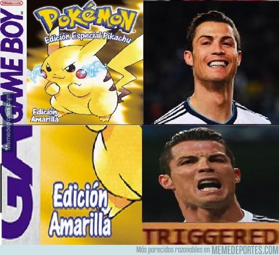 913126 - El problema del Real Madrid con el amarillo sigue en Pokémon