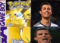 Enlace a El problema del Real Madrid con el amarillo sigue en Pokémon