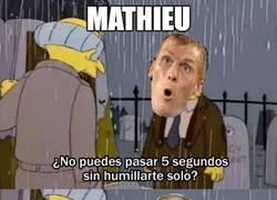 Enlace a Simplemente Mathieu...