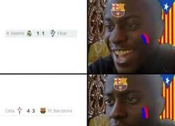 Enlace a Barça pierde otra vez en Balaídos