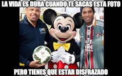 Enlace a Pobre Mickey :(