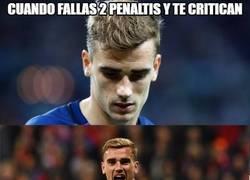 Enlace a Cuando fallas 2 penaltis y te critican