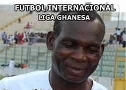 Enlace a Prince Boateng triunfaría en la liga ghanesa