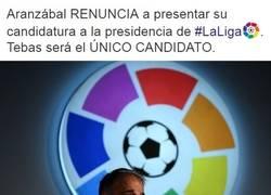 Enlace a Mala noticia para el fútbol español