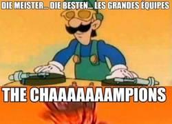 Enlace a DJ Luigi llega a Memedeportes y ya sabe cómo petarlo