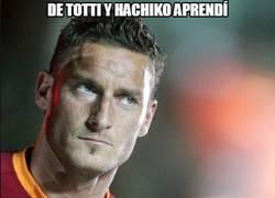 Enlace a Totti & Hachiko