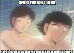 Enlace a Sergi Enrich y Luna