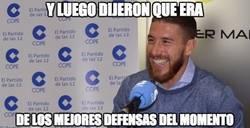 Enlace a Vaya nivel de Ramos...