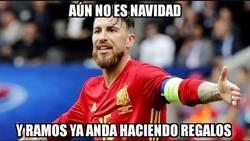 Enlace a Sergio Ramos desde la Décima ya no es el mismo