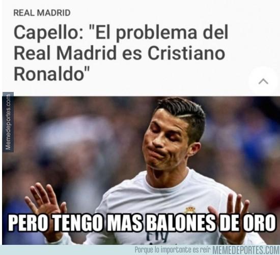 914648 - Capello tiene claro el problema del Real Madrid