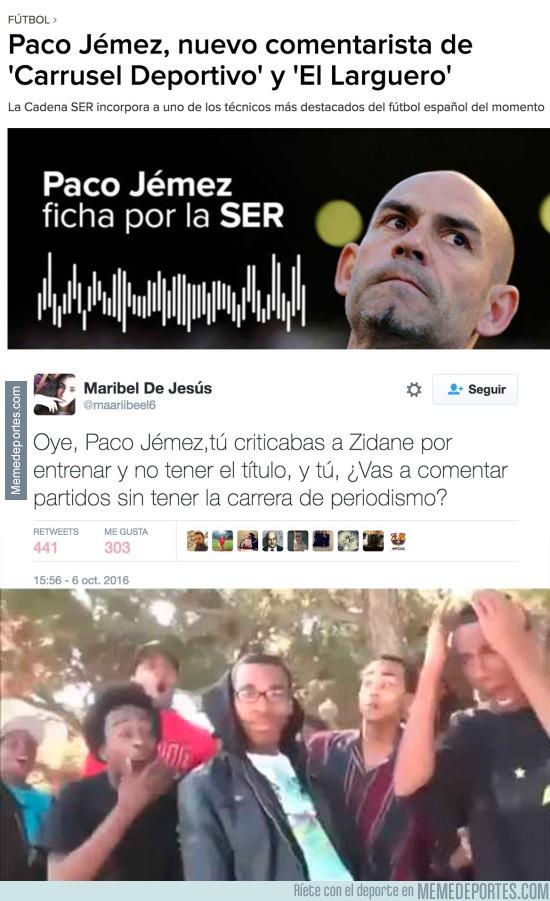 914815 - ¿Ahora qué, Paco Jémez?