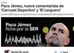 Enlace a ¿Ahora qué, Paco Jémez?