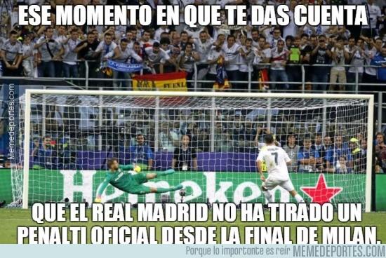 915004 - El desespero de Cristiano Ronaldo