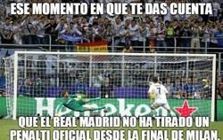 Enlace a El desespero de Cristiano Ronaldo