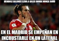 Enlace a En Madrid no se enteran con Bale...
