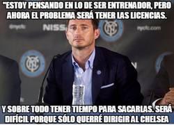 Enlace a Estas declaraciones de Frank Lampard a Soccer AM harán llorar de alegría a los fans del Chelsea