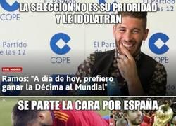 Enlace a El doble rasero de España con los futbolistas de su selección
