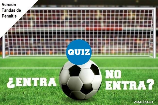 915316 - QUIZ: ¿El penalti entró o no?