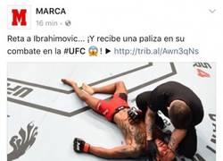 Enlace a Ibrahimovic no tiene rival