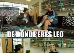 Enlace a La razón por la que Messi eligió a España