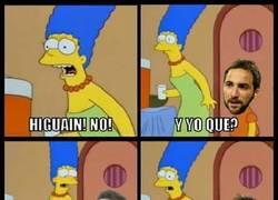 Enlace a Argentina siempre contra Higuaín