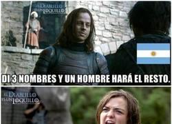 Enlace a Ya sabemos las cabezas que quieren los argentinos