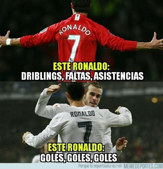 915919 - Ronaldo, un cambio radical, ¿con cuál te quedas?