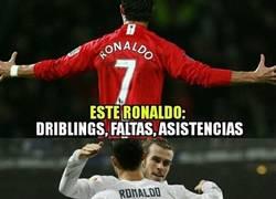Enlace a Ronaldo, un cambio radical, ¿con cuál te quedas?