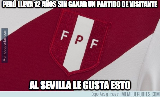 915947 - Perú lleva 12 años sin ganar un partido de visitante