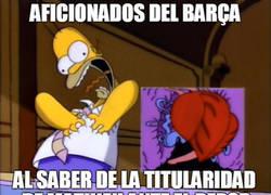 Enlace a Una malísima noticia para el Barça
