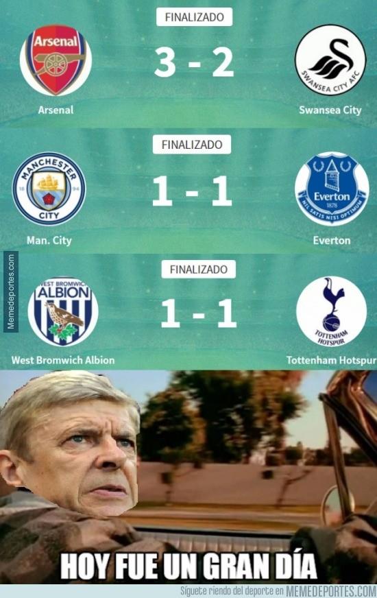 916566 - ¡Colíderes en la Premier League!