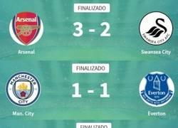 Enlace a ¡Colíderes en la Premier League!