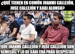 Enlace a ¿Qué tienen en común Juanmi Callejón, José Callejón y Xabi Alonso?