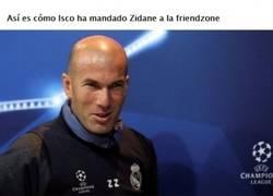 Enlace a Zidane el cachondo