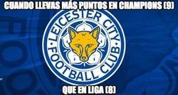 Enlace a Leicester made in Champions