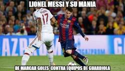Enlace a Messi suma y sigue