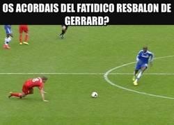 Enlace a Gerrard 2.0: versión Fernandinho