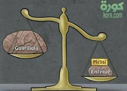 Enlace a La diferencia la marca Messi