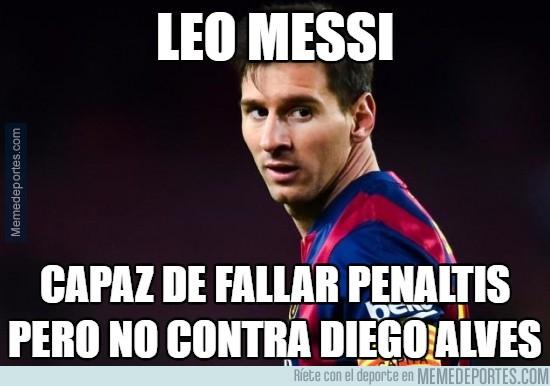918518 - Incomprensible lo de Messi
