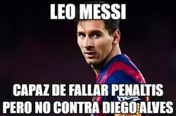 Enlace a Incomprensible lo de Messi