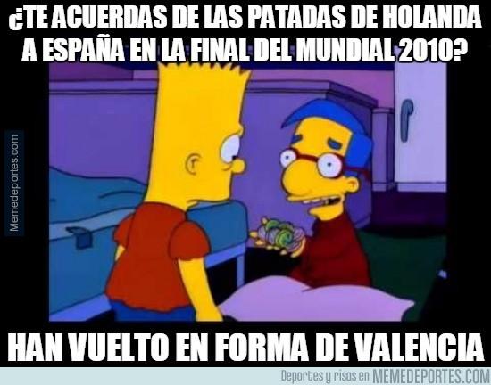 918552 - La violencia del Valencia
