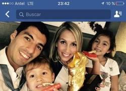Enlace a Cuando comparas tu bota de oro con la de Luisito Suárez