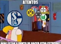 Enlace a El Schalke 04 y su mala racha en la Bundesliga