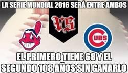 Enlace a Increíble dato de cara a la Serie Mundial 2016 de la MLB